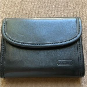 Vintage Coach Card Case